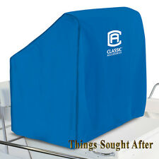 COVER for SMALL BOAT CENTER CONSOLE Fishing Runabout Bass Runabout Ski STELLEX