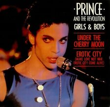 Prince Girls & Boys, Erotic City, Under The Cherry Moon German 12""