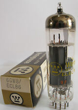 One Japan made Westinghouse 6GW8 ECL86 tube - New Old Stock / New In Box