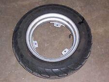 yamaha riva xc 180 xc180 front rear rim wheel tire