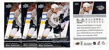 1X MIKE SANTORELLI 2009-10 Upper Deck #248 YOUNG GUNS RC Rookie Lots Available