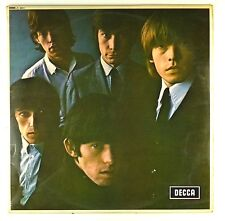 "12"" LP - The Rolling Stones - No. 2 - M1161 - Decca - Red Label"