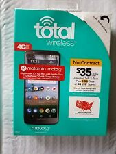 Total Wireless Moto g6 Prepaid Phone TWMTXT1925