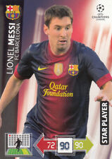 Adrenalyn XL CL 2012-2013 - 038 - Lionel Messi - Star Player