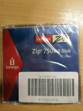iomega zip 750MB disk // Item NO.061