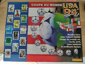 Panini World Cup USA 94 - Poster Complet