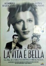 La vita è bella (1943) DVD Sigillato Anna Magnani
