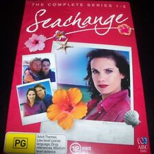 Seachange / Sea Change The Complete Series Seasons 1, 2 & 3 (Aust Reg 4) - NEW