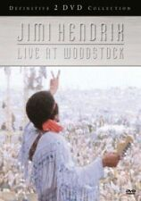 Live at Woodstock [LP] by Jimi Hendrix (DVD, Mar-2010, 2 Discs, Legacy)
