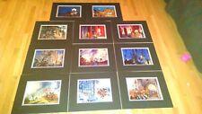Robert Jordan Wheel of Time COMPLETE SET 11 Darrell K Sweet  Fantasy Art Prints