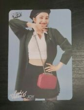 Red Velvet Joy Only YES! Magazine Official Photocard (unofficial) SM Entertain
