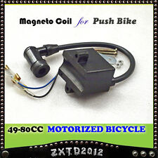 Magneto Ignition CDI Coil 2 Stroke Motorized Bicycle  49cc 66cc 80cc Engine
