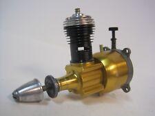 Vintage Cox .049 GOLDEN BEE Model Airplane Engine