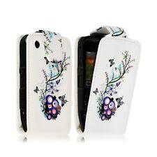 Housse coque étui pour Blackberry Curve 3G 9300 avec motif HF01