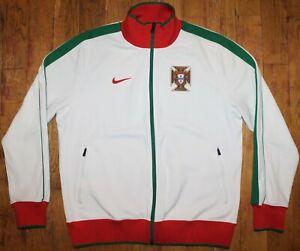 2010-11 Nike Portugal FBC FIFA World Cup Jacket