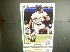 Rare Bobby Bonilla Upper Deck All-Star Game 1991 Card #99F Pittsburgh Pirates