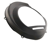 5846 - FLYWHEEL COVER FAN COVER BLACK WITH START VESPA 125 150 200 PX COSA