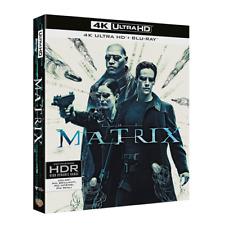 Matrix (4K Ultra Hd+Blu-Ray)  [Blu-Ray Nuovo]