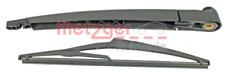 Wischarm, Scheibenreinigung für Scheibenreinigung Hinterachse METZGER 2190294