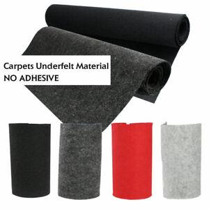 Carpet Felt Sound Absorbing Speaker Trunk Liner Anti-Collision Automotive Trims