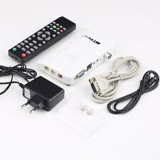 Analog TV Box LCD/CRT VGA/AV Stick Tuner Box View Receiver Converter F7