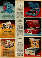 1978 ADVERTISEMENT Spiderman Show Projector Film Strips Close 'N Play Kenner