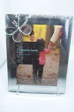Asda Butterfly Photograph Frame Mirrored Brand New & Unused