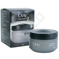 Olay Total Effects Anti-Ageing Night Firming Cream 50g reducing age spots