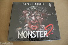Popek - Monster. Volume 2 - POLISH HIP HOP 2015 NEW & SEALED