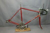 1986 Nishiki Century Touring Road Bike 60cm Large Shimano 1207 Steel USA Charity