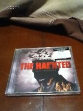 the haunted exit wounds cd factory sealed  thrash metal