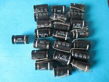 NIPPON ITT 50V 470uF CAPACITORS. X 22