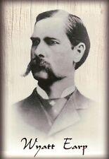Wyatt Earp, Gunfight at the OK Corral, Tombstone Arizona, Wild West --- Postcard