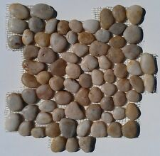 Unpolished Natural Pebble Tiles