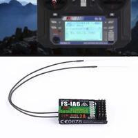 Flysky FS-iA6B 2.4G 6 Channel Remote Control Receiver for RC285 GT2E GT2F GT2G y