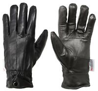 New Women's Genuine Leather Winter Warm Gloves 3M Thinsulate Insulated Gloves