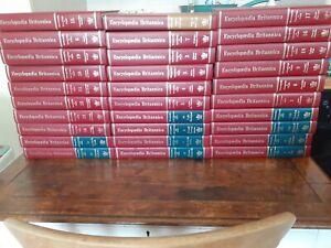 1984 SET OF ENCYCLOPAEDIA BRITANNICA (MACROPAEDIA) 15th EDITION   30 books