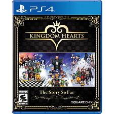 Kingdom Hearts: The Story So Far PS4 [Brand New]