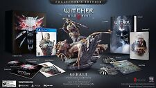 The Witcher 3 III: Wild Hunt - Collector's Edition [PlayStation 4 PS4, RPG] NEW