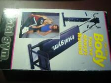 Total Gym VHS For the Body You've Always Wanted