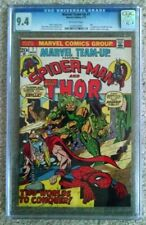 MARVEL TEAM-UP #7 CGC 9.4 SPIDER-MAN AND THOR - 1ST APPEARANCE OF KRYLIK!!