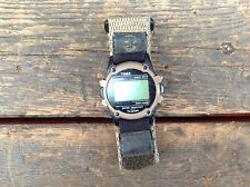 Vintage Timex Night Mode Water Resistant 100 Meters Stop Watch Wristwatch