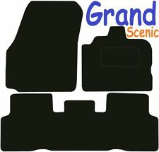 Renault Grand Scenic Tailored Deluxe Quality Car Mats 2003-2009 MPV