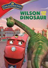 Chuggington: Wilson & The Dinosaur,Excellent DVD, Chuggington Characters, Not Av