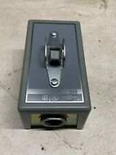 Used Square D Type K0 Manual Motor Switch30a600vac115 575vac 3ph