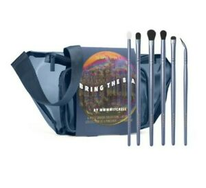 MORPHE Bring the Beat by MMMMitchell Brush 6 pc. & Bag Collection Set New