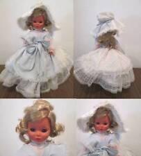 Bambola Furga damina vintage doll made Italy anni '70 SPLENDIDO VESTITO IN PIZZO