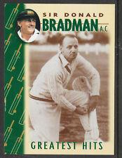 WEETBIX DON BRADMAN GREATEST HITS CRICKET CARD # 12 of 16