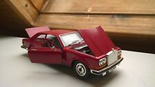 Rolls-Royce Camargue 1977 (3001) Coupe - Modellauto 1:22 Bburago in OVP