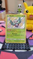 Rowlet SV001/SV122 Shining Fates Shiny Vault Holo Rare Pokemon Card